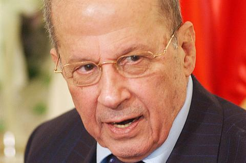 Michel Aoun (The Daily Star)