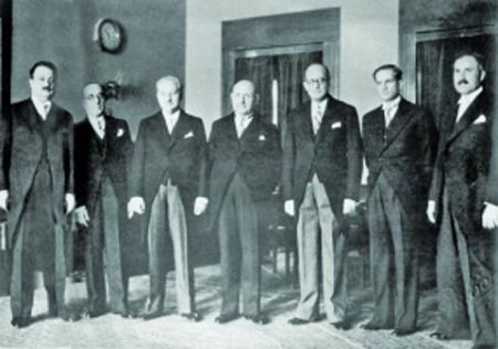 Lebanon's Government (1943)