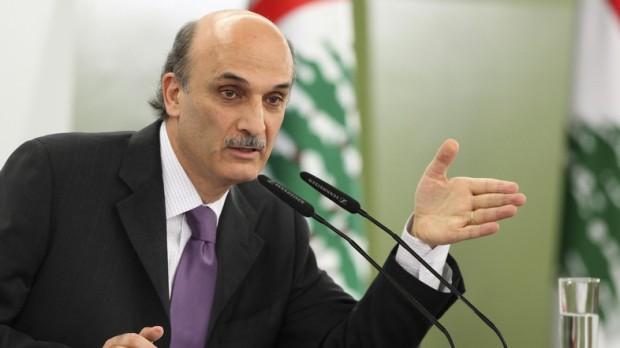 Samir Geagea (Reuters)