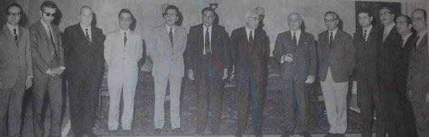 Lebanese Cabinet 1970