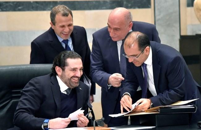 Hariri and Bassil
